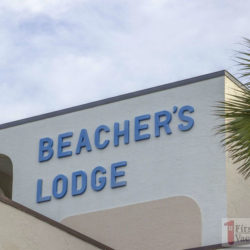 Beachers Lodge Condo Vacation Rental St Augustine 215 Beach (1)