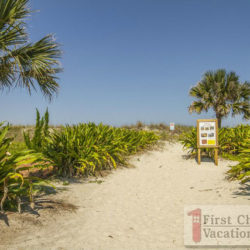 Seaside Escape Florida Vacation Rental House Beach Path