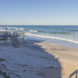 Whimsea Cottage First Choice Florida Vacation Rental Beach and Boardwalk
