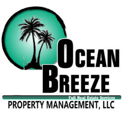 Ocean Breeze Property Management LLC Square Logo
