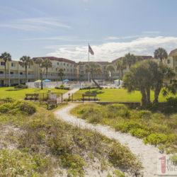 Spanish Trace 223 St. Augustine Beach Rental Complex